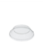 OM102LID 95mm Clear Domed Lids